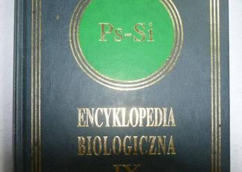 ENCYKLOPEDIA BIOLOGICZNA - TOM IX