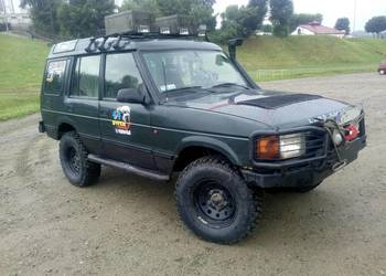 Land Rover Discovery 1 300 TDI Off Road