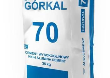 """Cement OGNIOODPORNY Glinowo-Wapienny """"GÓRKAL"""" 40, 50, 70 70A"""