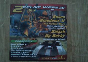 Gry na PC: Seven Kingdoms II Smash Up Derby HIT