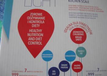 Dietetyczna Waga Kuchenna Elektroniczna