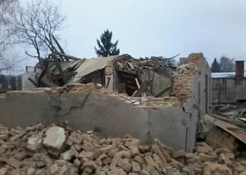 Rozbiórki wyburzenia ręcznie maszynowo tanio Poznań