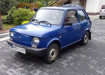 Fiat 126p stan oryginalny sprzedam lub zamienię za motocykl