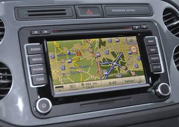 Aktualizacja map 2018 v.15 RNS510/810 RNS-E AUDI VW