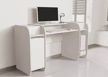Wyjątkowe biurko komputerowe Detalion cały Kraj