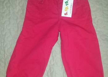 Nowe spodnie 5.10.15 z metką 86
