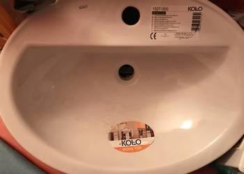 Umywalka nablatowa. KOŁO Nowa.