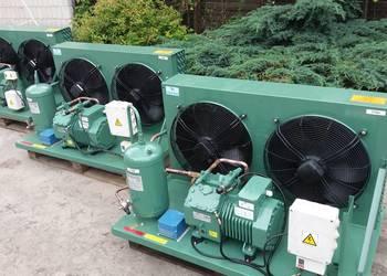 AGREGAT chłodniczy HURTOWNIA maszyn używanych SPRĘŻARKI