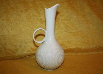 Piękny biały wazon-flakon Bavaria
