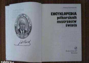 Encyklopedia Pilkarskich Mistrzostw Świata