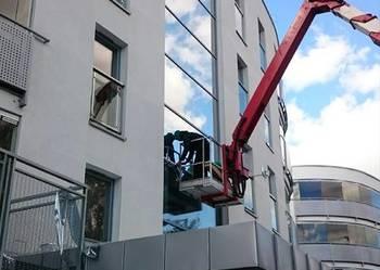 folie okienne - przeciwsłoneczne, antywłamaniowe - montaż