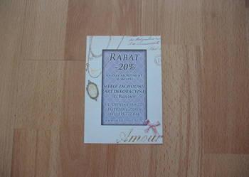 Rabat 20% na meble zachodnie art. dekoracyjne U Pauliny