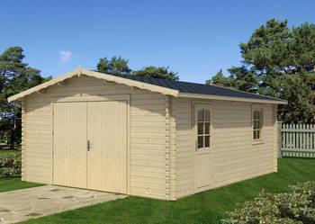 Garaż Drewniany Bez Pozwolenia Sprzedajemypl