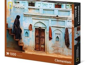 Clementoni puzzle National Geographic Pastel Facade 1000elem