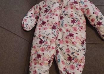 6d89bbd6d22aaf pajacyk kombinezon piżama welurowa Lupilu 62/68 Puck - Sprzedajemy.pl