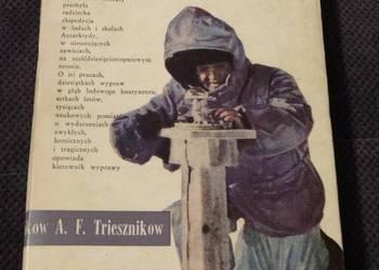 W OKOWACH LODU – A.F. Triesznikow - 1962