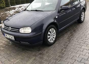 Volkswagen Golf IV SDI Kombi