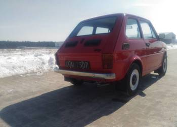 Fiat 126p 1983 palony na linki