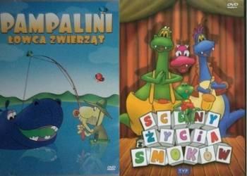 3 Smoki, Pampalini -DVD -wszystkie odcinki, wysyłka