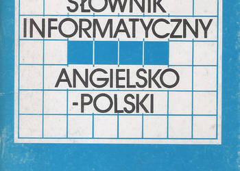 Mały słownik informatyczny angielsko-polski.