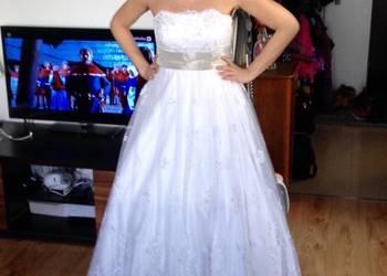 Suknia ślubna Odcinana Pod Biustem Sprzedajemypl