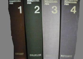 Encyklopedia Powszechna PWN 4 TOMY(komp.A-Z)Możliwa wysyłka