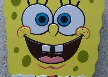 SpongeBob Puszka metalowa Sponge Bob
