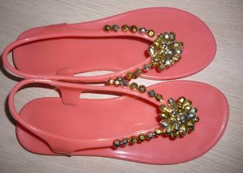 Sandałki dla dziewczynki, rozmiar 33, wkładka wew. 22,5m.