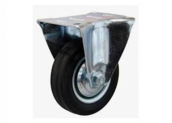 Kółko Koło kółka koła wózki  stałe fi 125 - 100 kg