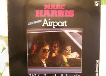 Marc Harris - Long Version Airport We're Lost In A Jungle