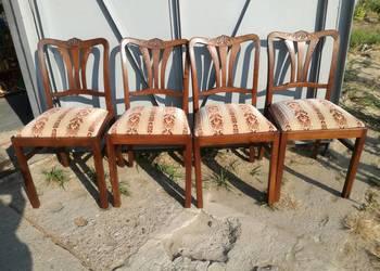 BARDZO ŁADNE krzesła