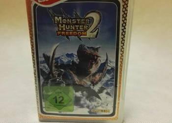 LOMBARDOMAT Gra PSP Monster Hunter Freedom