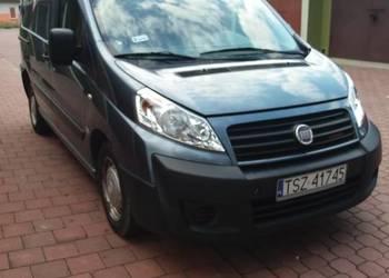 Fiat Scudo 2.0TDI 136 KM 3osob. blaszak
