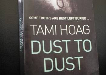 Tami Hoag Dust to dust w oryginale po angielsku