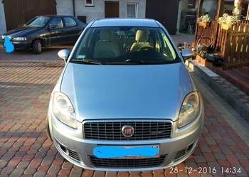 Fiat Linea, 1.3 diesel, salon PL, bezwypadkowy