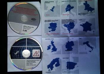 Aktualizacja mapy Peugeot 508, 308, 2008, 3008, 5008 Nowość