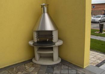 GRILL OGRODOWY NORMAN - ARCUS EXCLUSIV