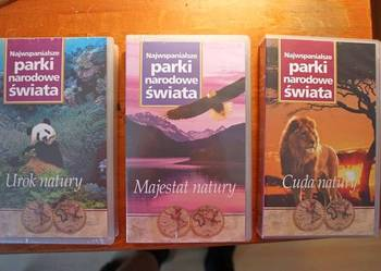 8 cudownych filmów na VHS national geografic