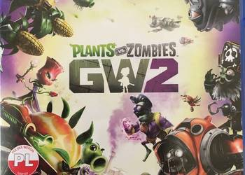 Plants vs Zombies gra na PS 4