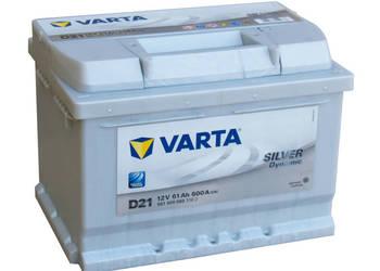 Akumulator VARTA SILVER 61Ah/600A