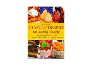 Ciasta i desery na każdą okazję