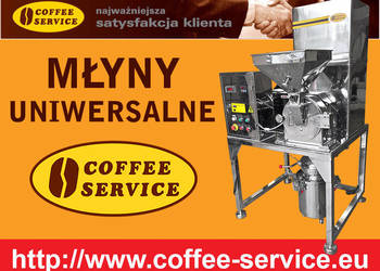 COFFEE SERVICE Młyny Uniwersalne