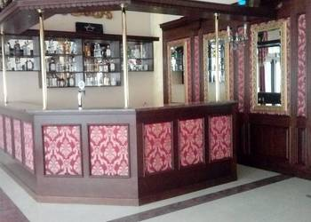 Profesjonalny bar do zabudowy