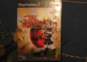 jak and daxter:the precursor legacy gra na ps2