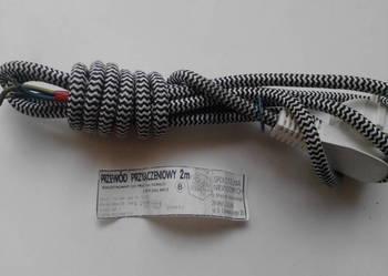 Przewód   pojedynczy dł.  2 m  żelazko ,prodiż