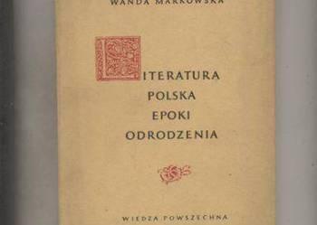 Literatura polska epoki Odrodzenia