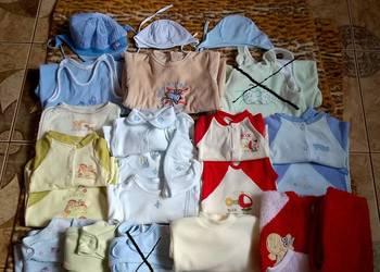 Sprzedam ubrania dla chłopca rozmiar 56 -  80.