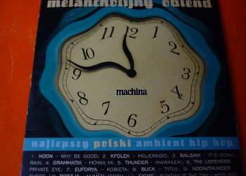 Płyta CD Ambient Hip-hop Machina: Noon Grammatik Thunder