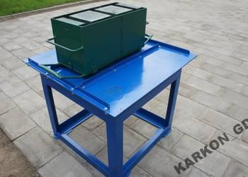 Stół wibracyjny z elektrowibratorem 230 V KPL