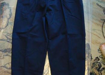 Spodnie męskie granatowe FRENCH TOAST (angielskie) rozm 14,5